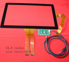 Custom Large Monitor Capacitive Touch Screen Panel From Alibaba