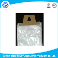 Custom postal mailing opp bag with printing logo