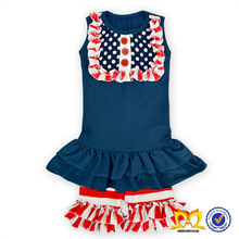 Stylish July 4th 2 pc Clothing Set Childrens Boutique Clothing 4th Of July Outfit