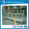 China manufactures hot galvanized ZLP1000 roof cleaning equipment