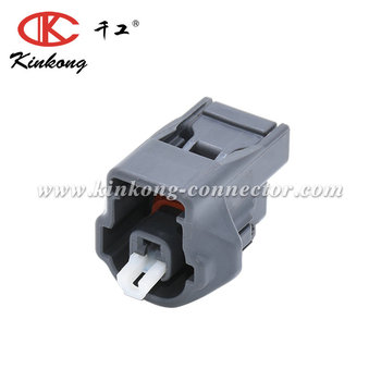 Kinkong Brand New 1 Pin 2JZ Knock Sensor Car Plug Wire Auto Connectors For Toyota 7283-1015-10