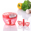 New Kitchen Tools Manual Food Processor Swift Chopper