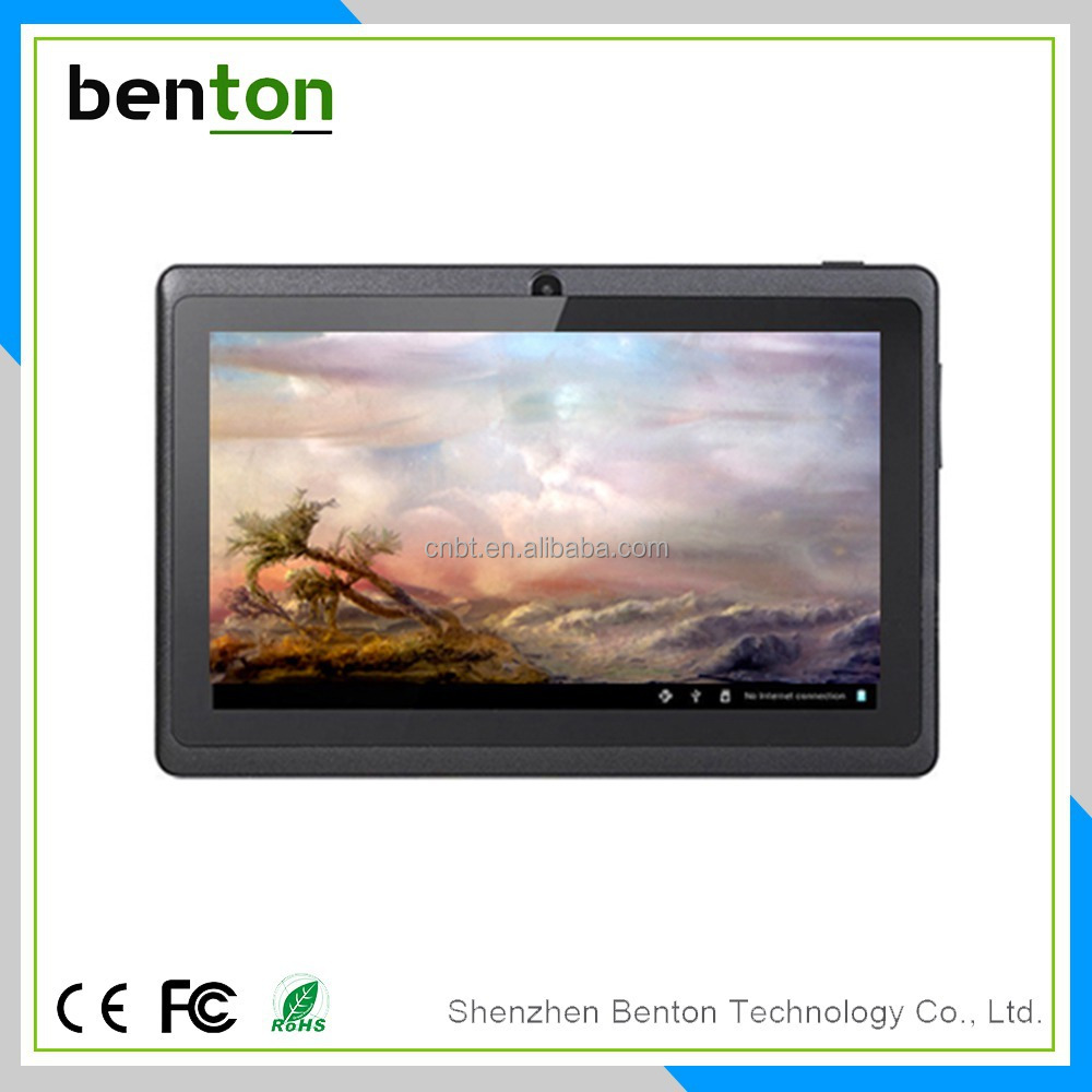 Newest amazing quality bluetooth second hand tablet