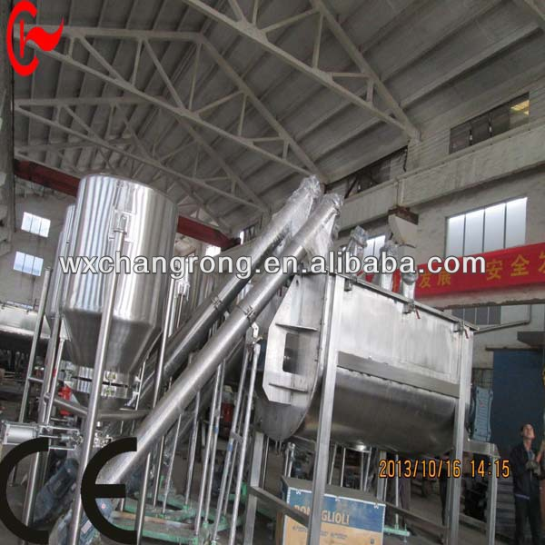 stainless steel food conveyor for sugar equipment