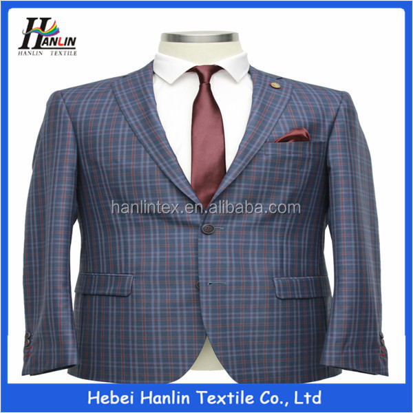 Best Selling Free Sample from Factory TR leopard jacquard fabric for leisure suit
