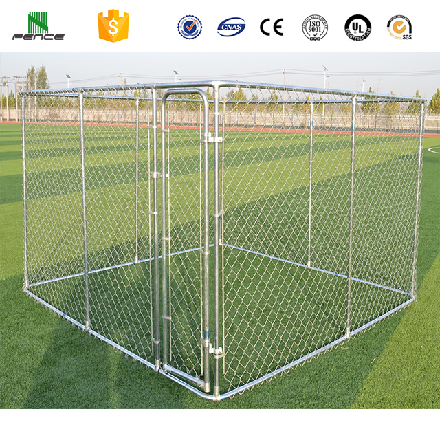 high quality metal cheap chain link dog kennels direct factory / large dog kennel