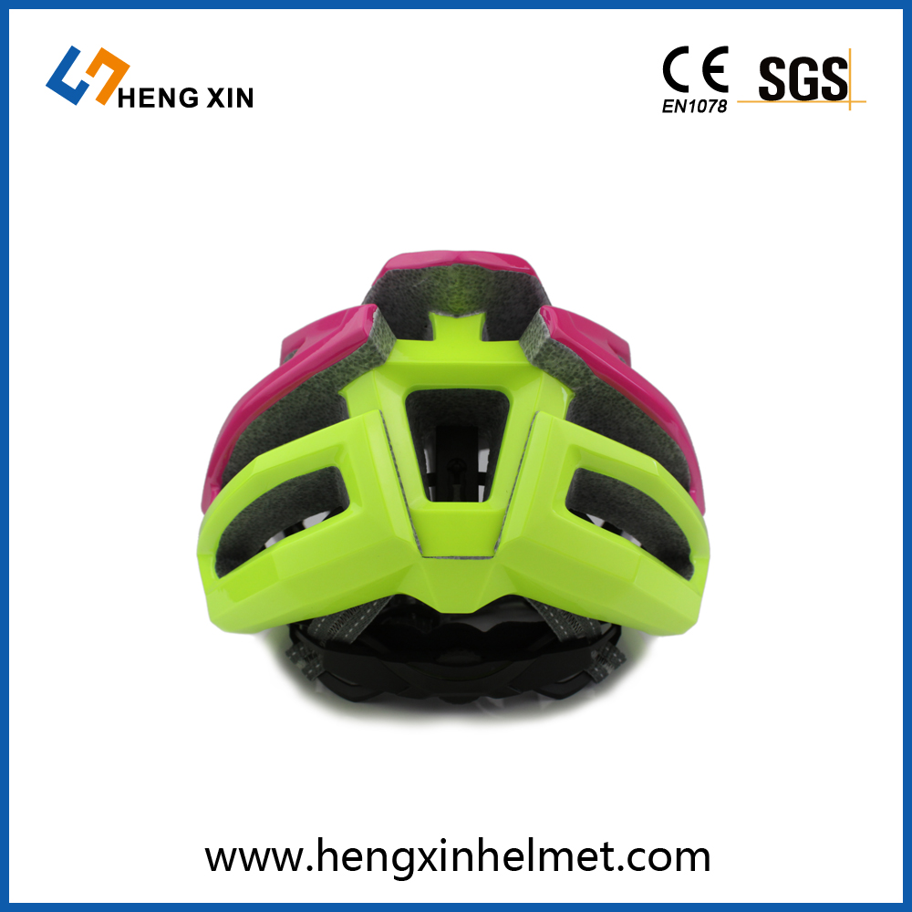 New design streamlined road bike helmet