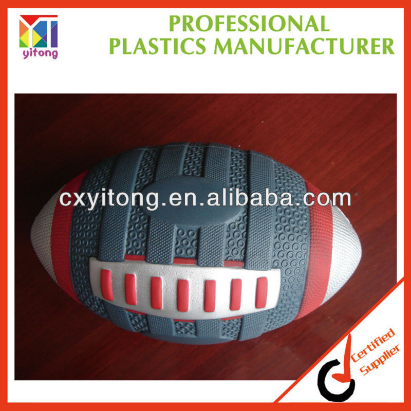 2013 New Promotional Gift,Football Shaped Anti Stress Ball