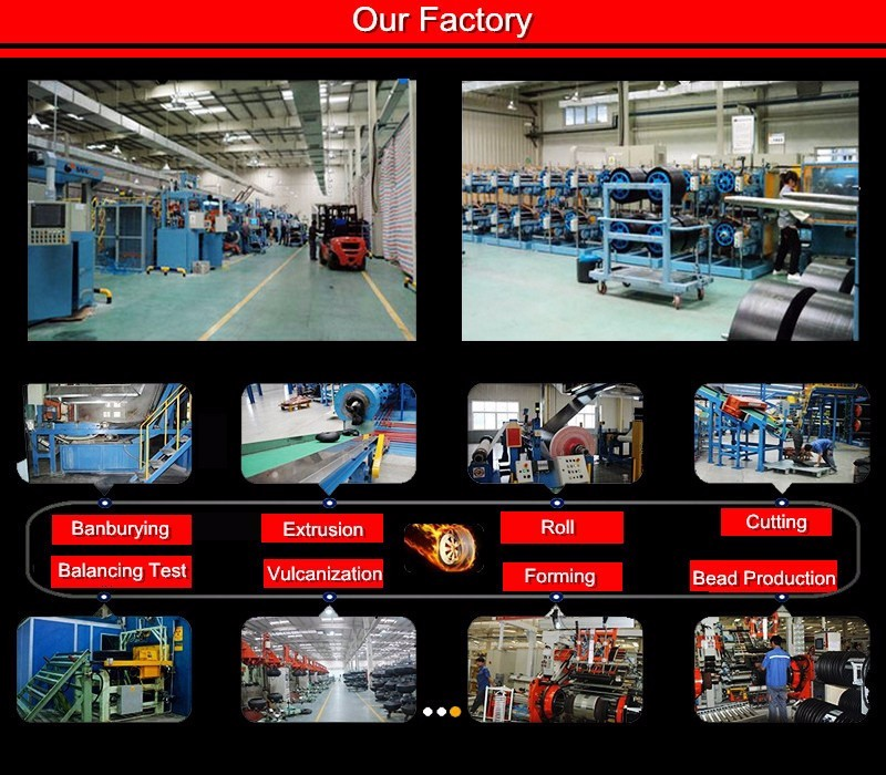 tire product line