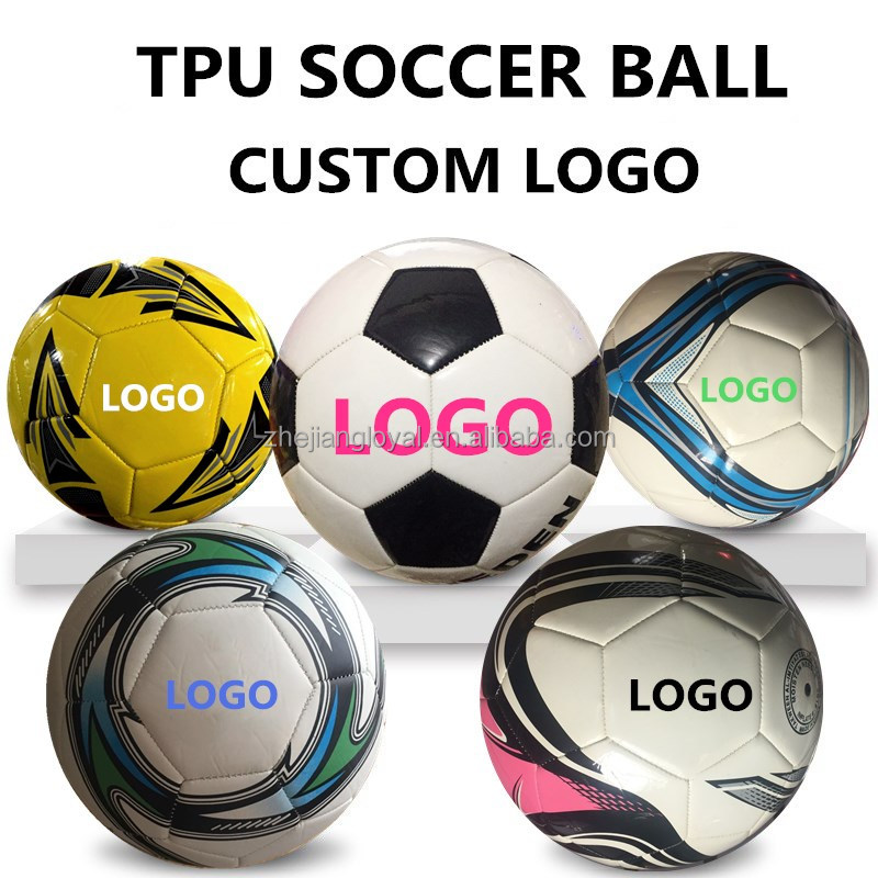 2018 World Cup tpu soccer ball football ball size 5 , Futsal ball
