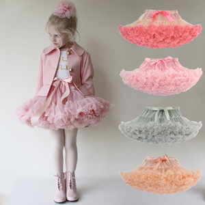 Hot Selling colorfu baby ballet tutus for girls