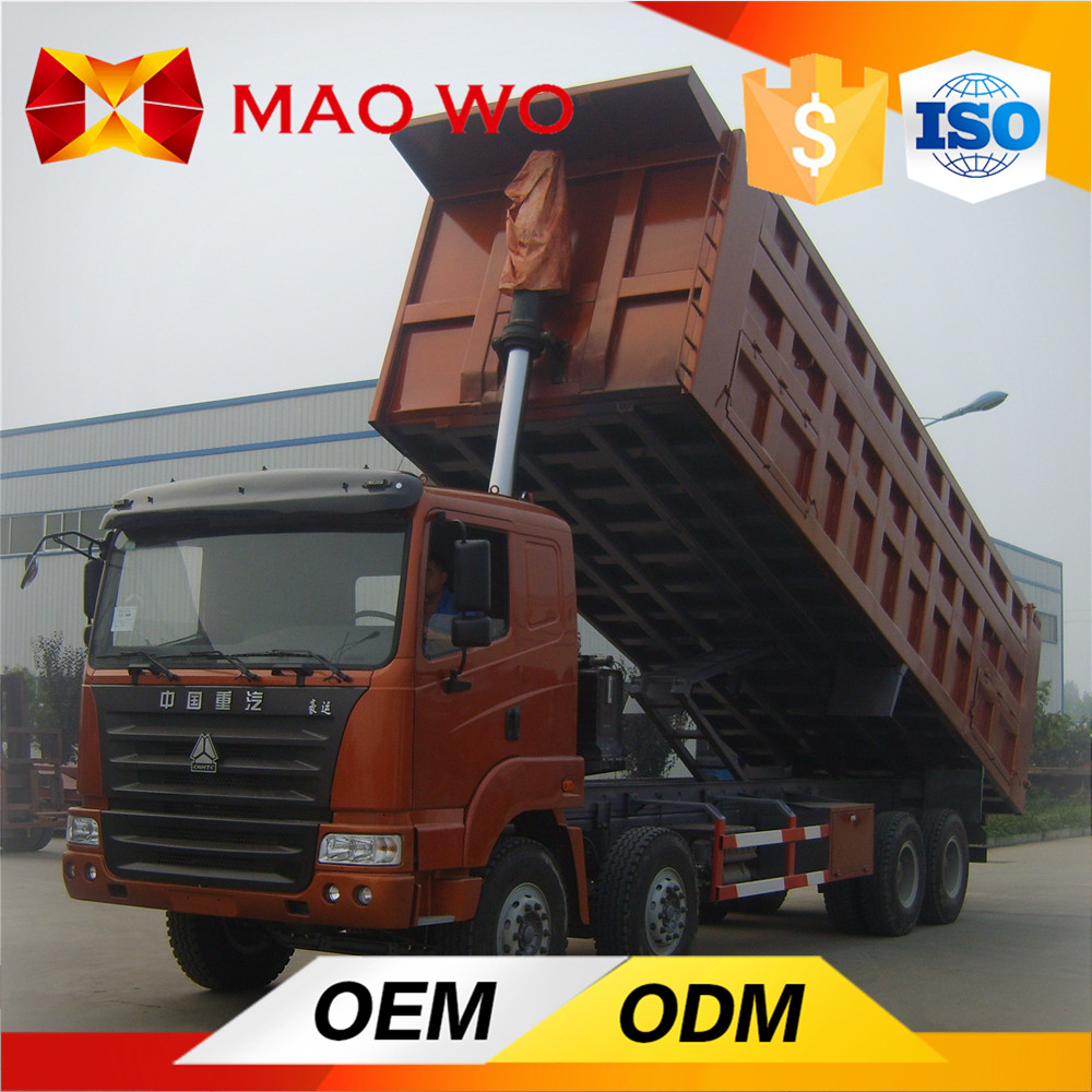 OEM low price dump truck heavy duty van tipper truck for sale