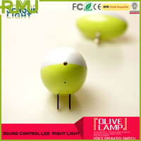 UL Fashion Decoration human body mini sensor light