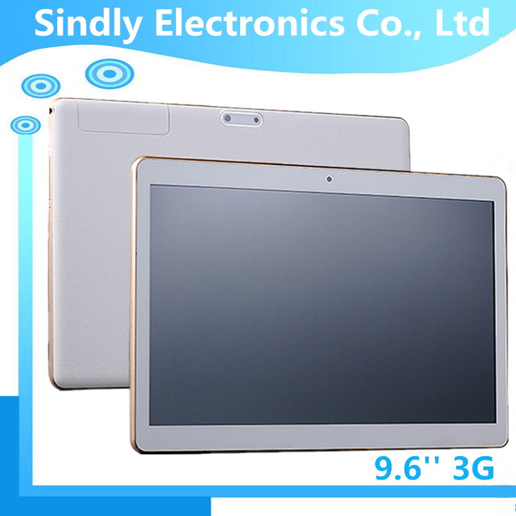 Large screen android 9.6 inch <strong>tablet</strong> cheap price factory, quad core 9.6 inch 3g phone call pc <strong>tablet</strong>
