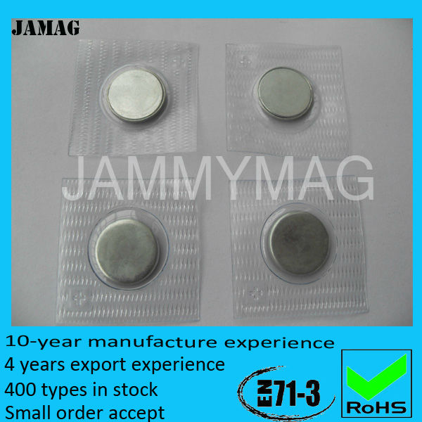 magnet 15mm cover buttons