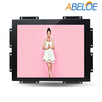15 inch Full hd open frame lcd touch screen monitor