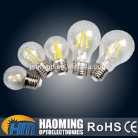 Serviceable supermarket round IP44 waterproof led light bulb