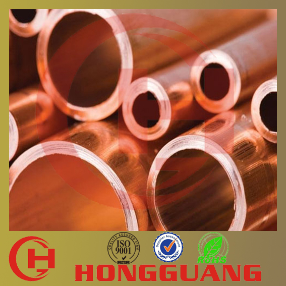 Customizable seamless copper tube water with ASTM B88