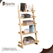 Economy Wooden Book Shelves for Storage Area