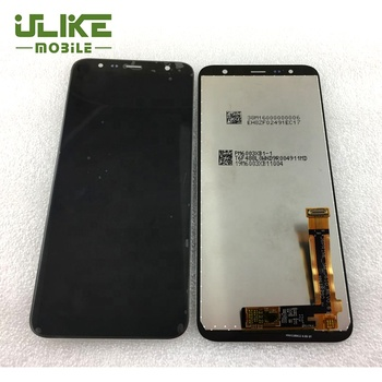 Best Quality LCD Touch Digitizer Screen for J6 Plus J610 lcd