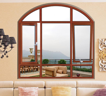 Australia Standard Aluminum Doors and Windows, Aluminium Casement Windows with Low-E Glass