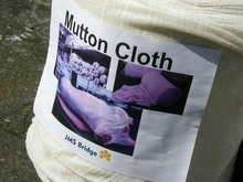 Mutton Cloth