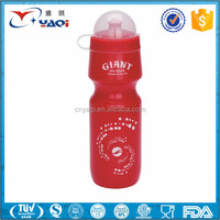 Wholesale New Style Customized Color Bicycle Plastic Water Bottle