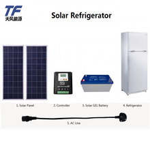 best off grid solar powered battery operated 12 volt dc refrigerator mini fridge for sale