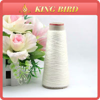 china wool blend hand knitting spray yarn