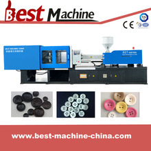 automatic plastic shirt button making machine price / injection molding machine