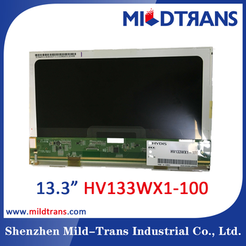 Slim led screen HV133WX1-100 lcd replacement