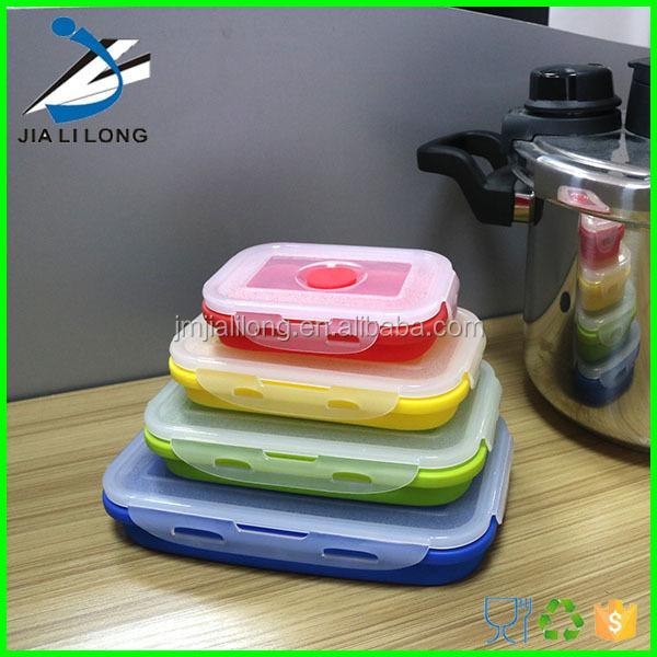 Microondas silicona calidad alimentaria bodybuilding lonchera cajas y contenedores de - Silicona para microondas ...
