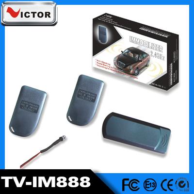 Victor anti-hijacking auto rfid immobilizer