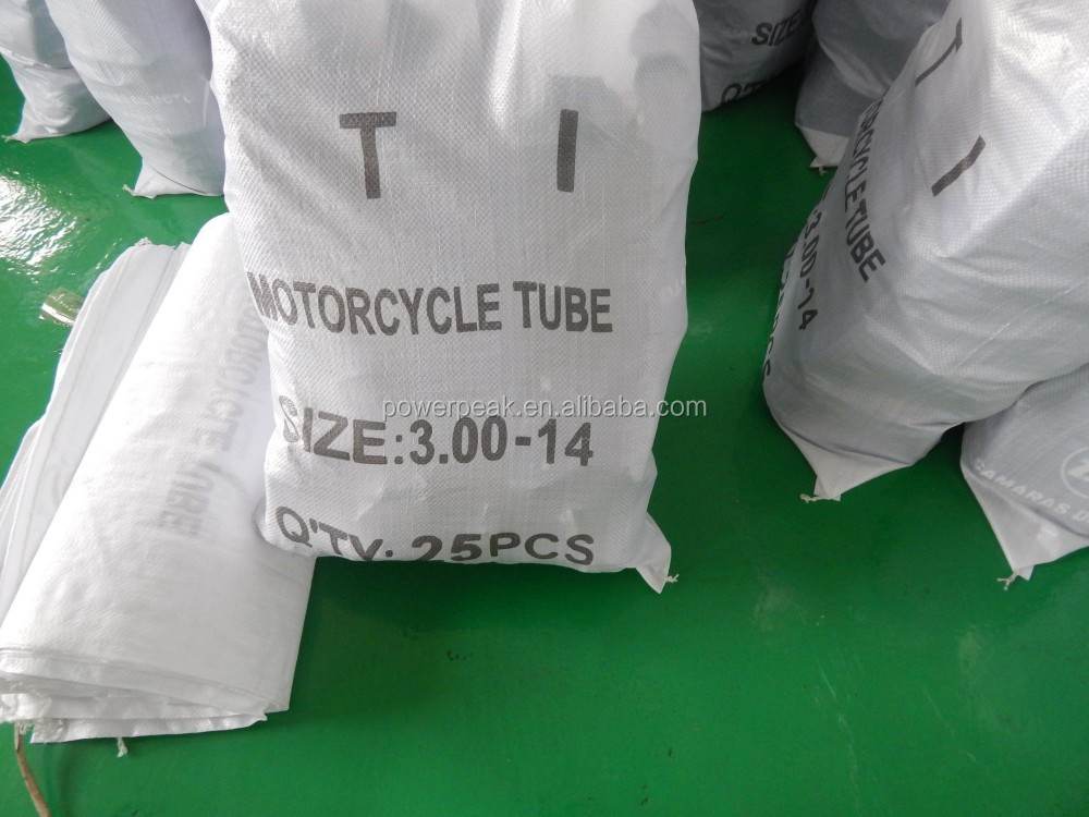 butyl motorcycle tube 275/300-18 300-18 TR4 ROADUP