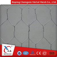 anping suppier prices double twisted fence hexagonal wire mesh