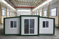 alibaba or flat very land sea fold container fold container house