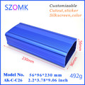 SZOMK DC/AC POWER INVERTER aluminum case