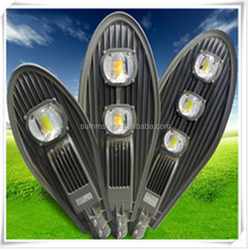 160lm Per Watt 50W-150W LED street light with Bridgelux chip