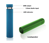 Speaker 5v 1a power bank charger 4000 mah buy power bank for mobile phone