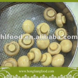 2018 Seasoning canned whole mushroom in tins