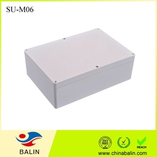 SU-M06 plastic electrical distribution box