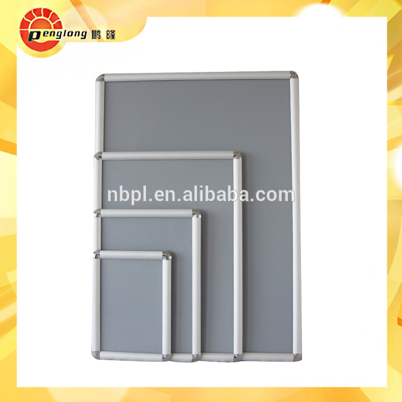 Silver Photo Frames Poster Snap Frame,Aluminum Poster Frames B0,Snap ...