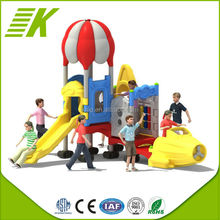 Plastic Playhouse Children Outdoor Playground/Kids Play Fence/Modern Playground Equipment