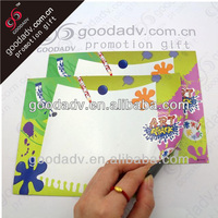 kids erasable magnetic writing board drawing board/decorative magnetic white board