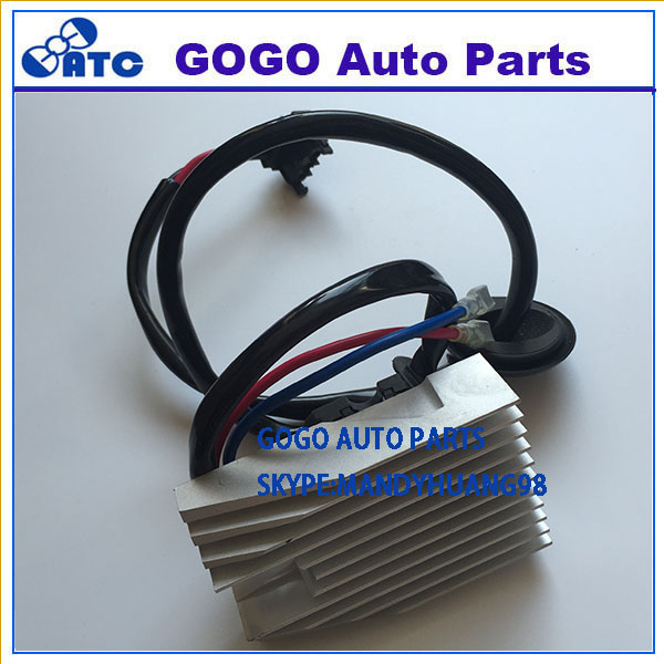 High Quality Heater Blower regulator resistor <strong>W124</strong> S124 A124 C124 1248212151 / 124 821 2151 /124 821 21 51