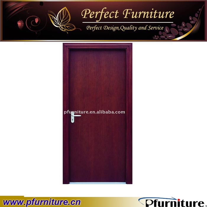 Latest design wooden doors design prices HY033