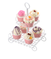 Cup Cake Stand/CUP CAKE HOLDER---2 Tiers8'x8'x8'(H)