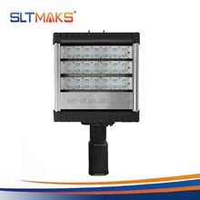 UL DLC IP65 100W Street Light Column with Aluminum Housing