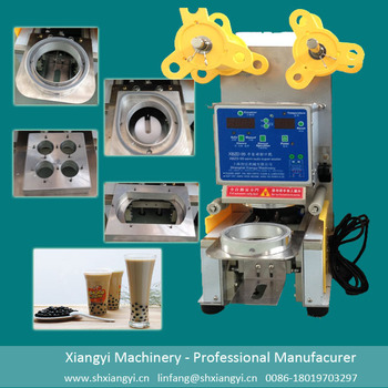 Shanghai Factory price for Semiautomatic Sealing Machine
