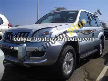 Toyota Prado Tax Free Japanese Cars From Dubai